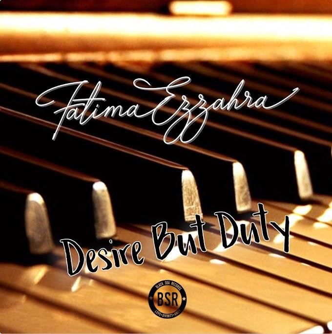 "Thirukkural lyrics in chill-out piano philosophical album ""Desire But Duty"" from Fatima Ezzahra"