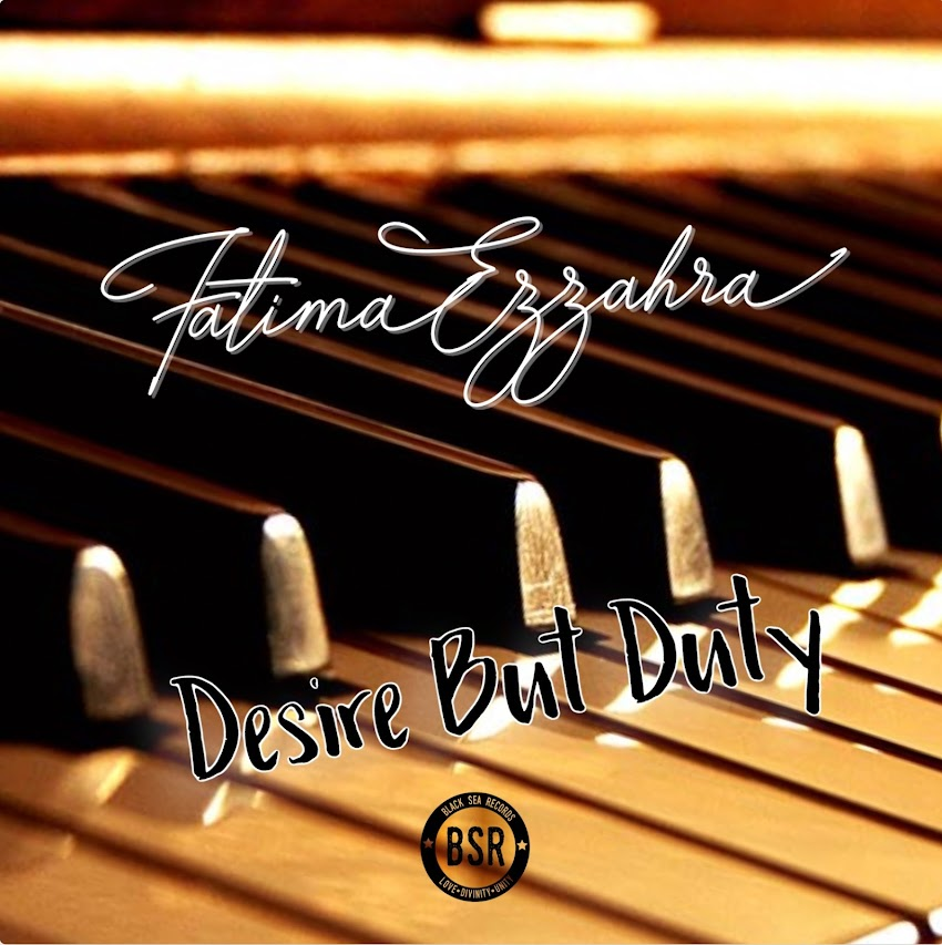"""""""It's like Lisa Stansfield, Erykah Badu and Laura Pausini together"""" - a must hear from Fatima Ezzahra"""