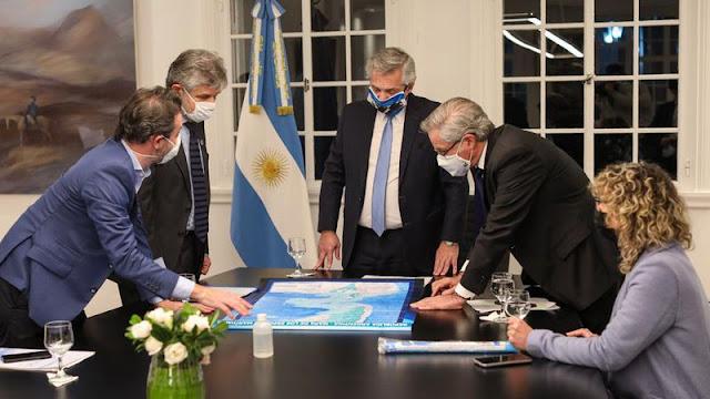 El Presidente Alberto Fernández a la vez anunció tres proyectos de ley al respecto.