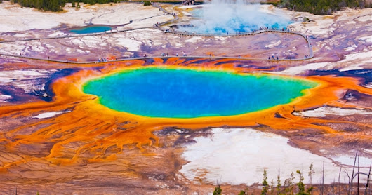 Yellowstone an Affordable Destinations for a Family Holiday
