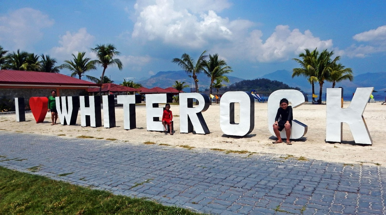 Subic S White Rock Beach Resort Day Tour
