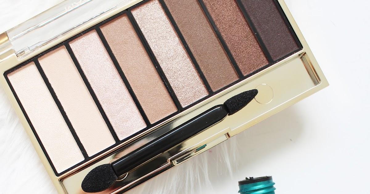 Max Factor Nude Palette Eyeshadow