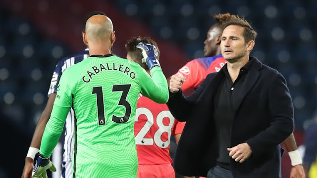 We lacked urgency - Frank Lampard reacts to Chelsea draw