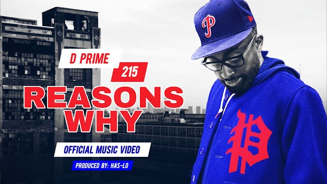 """D Prime 215 """"Reasons Why"""" Video"""