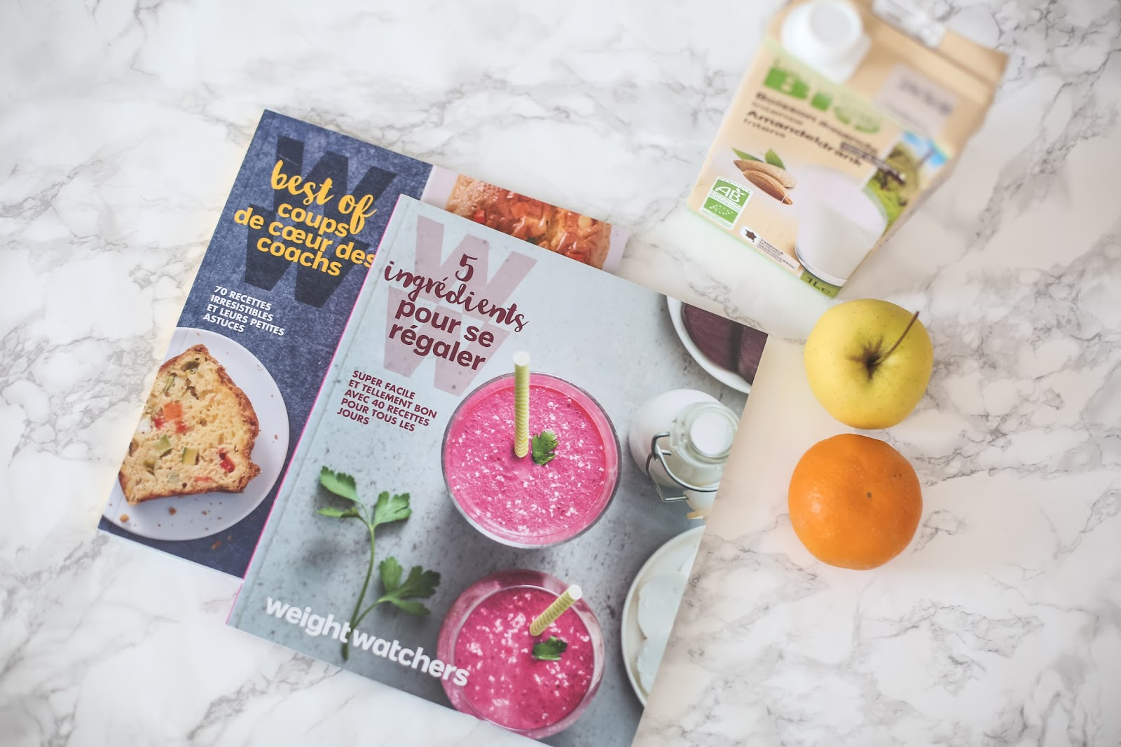 livres recettes weight watchers