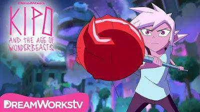 Kipo e os Animonstros: Dreamworks divulga novo trailer da série