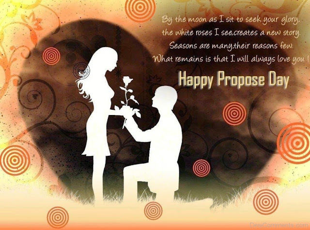Happy Propose Day Happy Valentines Day