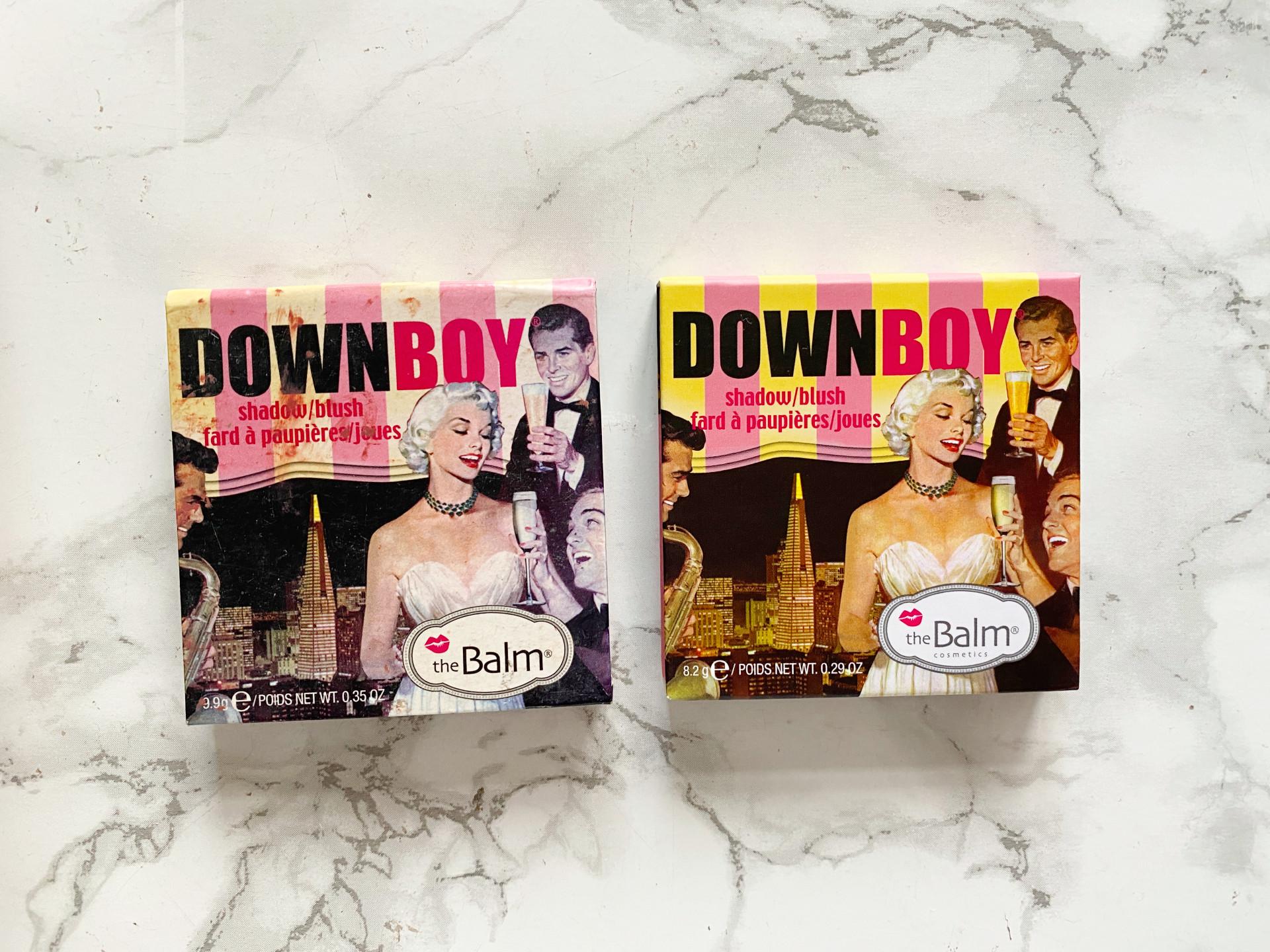 the balm down boy blush review