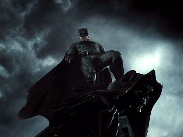 Batman (Ben Affleck) is out to build a team of heroes in ZACK SNYDER'S JUSTICE LEAGUE.