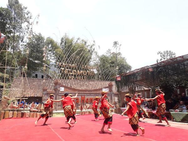 Wisata Budaya di Desa Menari Lereng Telemoyo