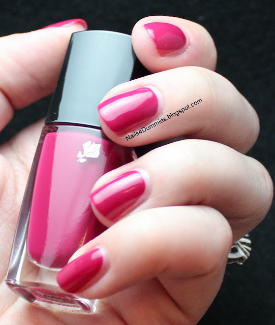 Nails4Dummies - Lancome Rose Boudoir