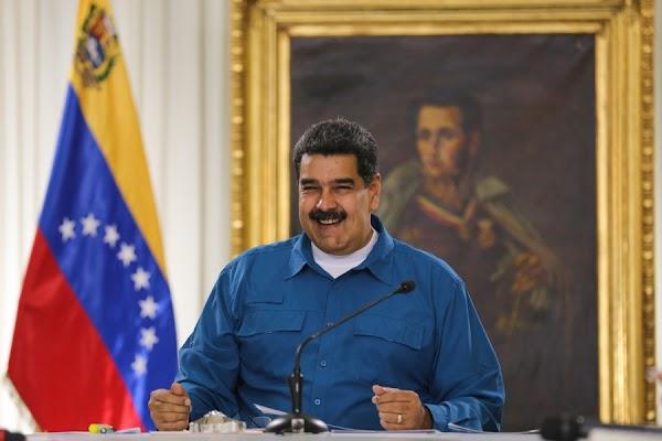 Maduro anuncio cronograma de pago de aguinaldos con las nuevas tablas salariales ancladas al Petro