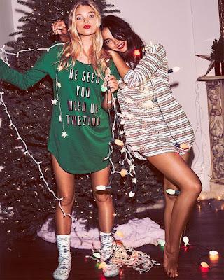 fotos tumblr de amigas navideñas