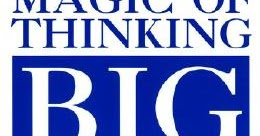 The Magic Of Thinking Big Schwartz Pdf