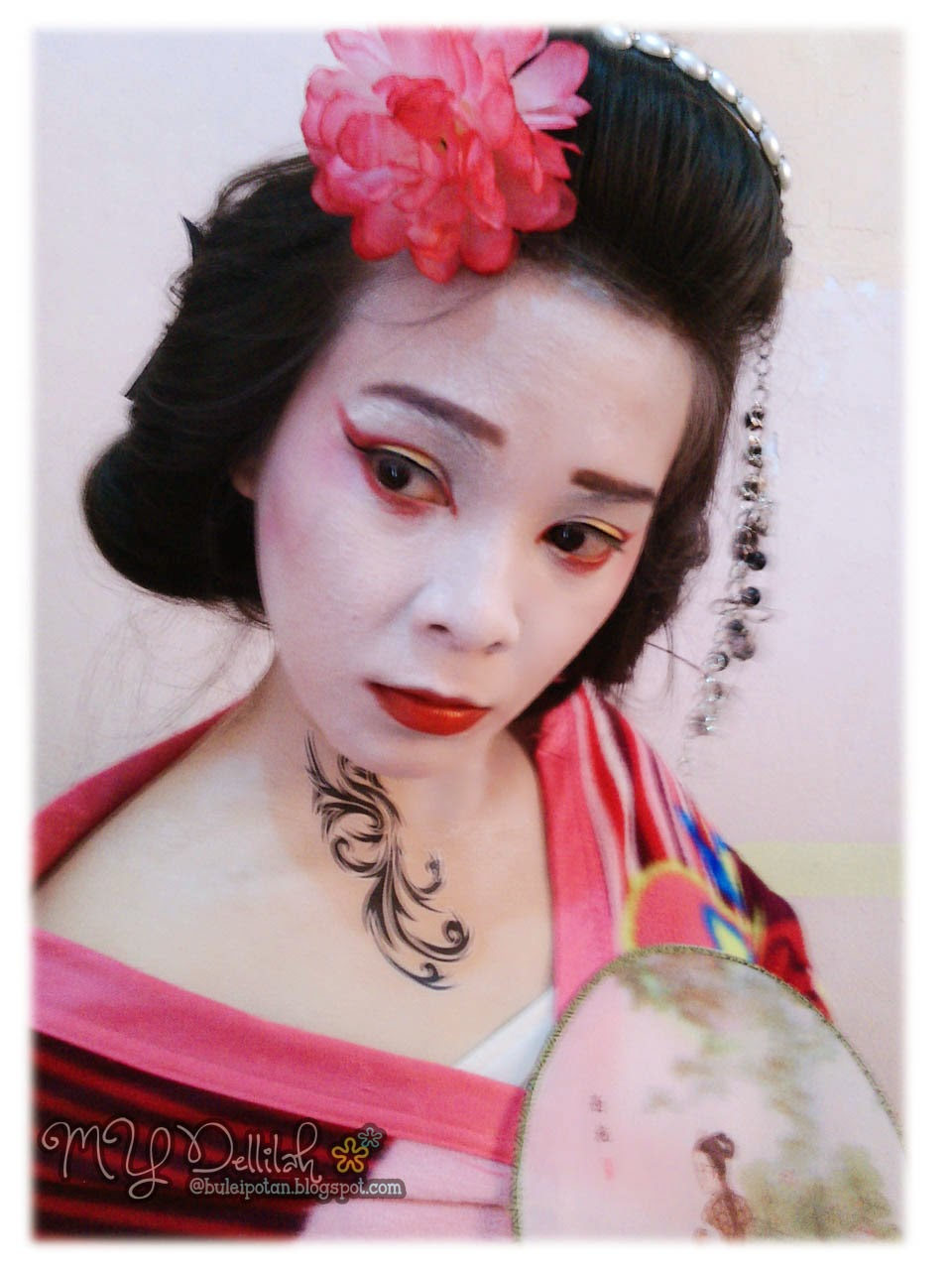 Story Of Geisha