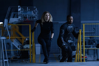 fantastic four-kate mara-michael bakari jordan