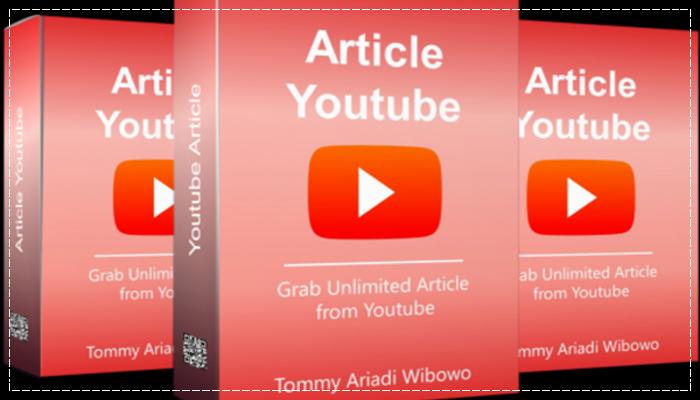 Plugin Artikel Youtube Personal License
