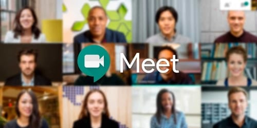 Google Meet limits meetings to 60 minutes