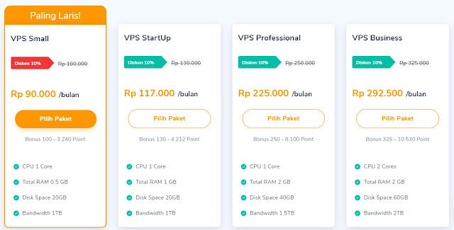 vps murah indonesia