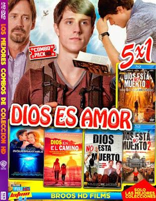 DIOS ES AMOR 2019 V1 Latino