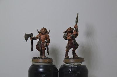 Gor und Bestigor Age of Sigmar Warhammer