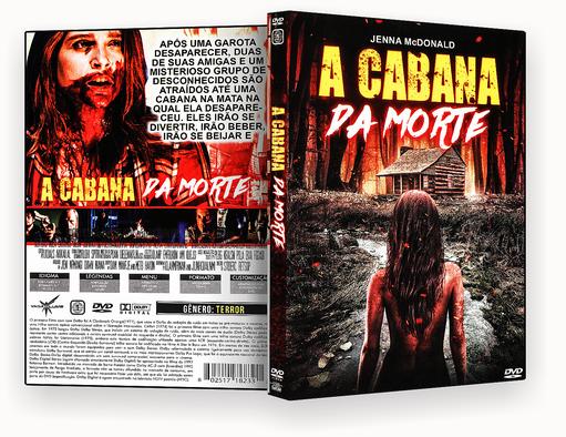 CAPA DVD – A CABANA DA MORTE – ISO
