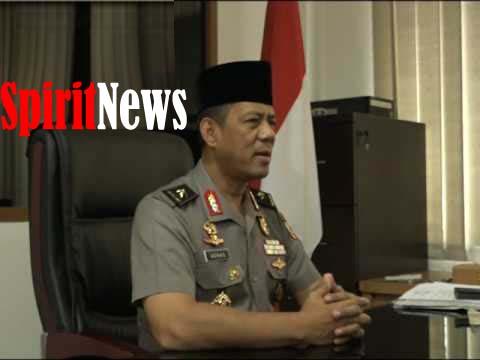 Keluarga Besar SpiritNews, Ucapkan Selamat Buat Bapak Brigjen Pol Dr. Adnas M.Si, Sebagai Kapolda Gorontalo