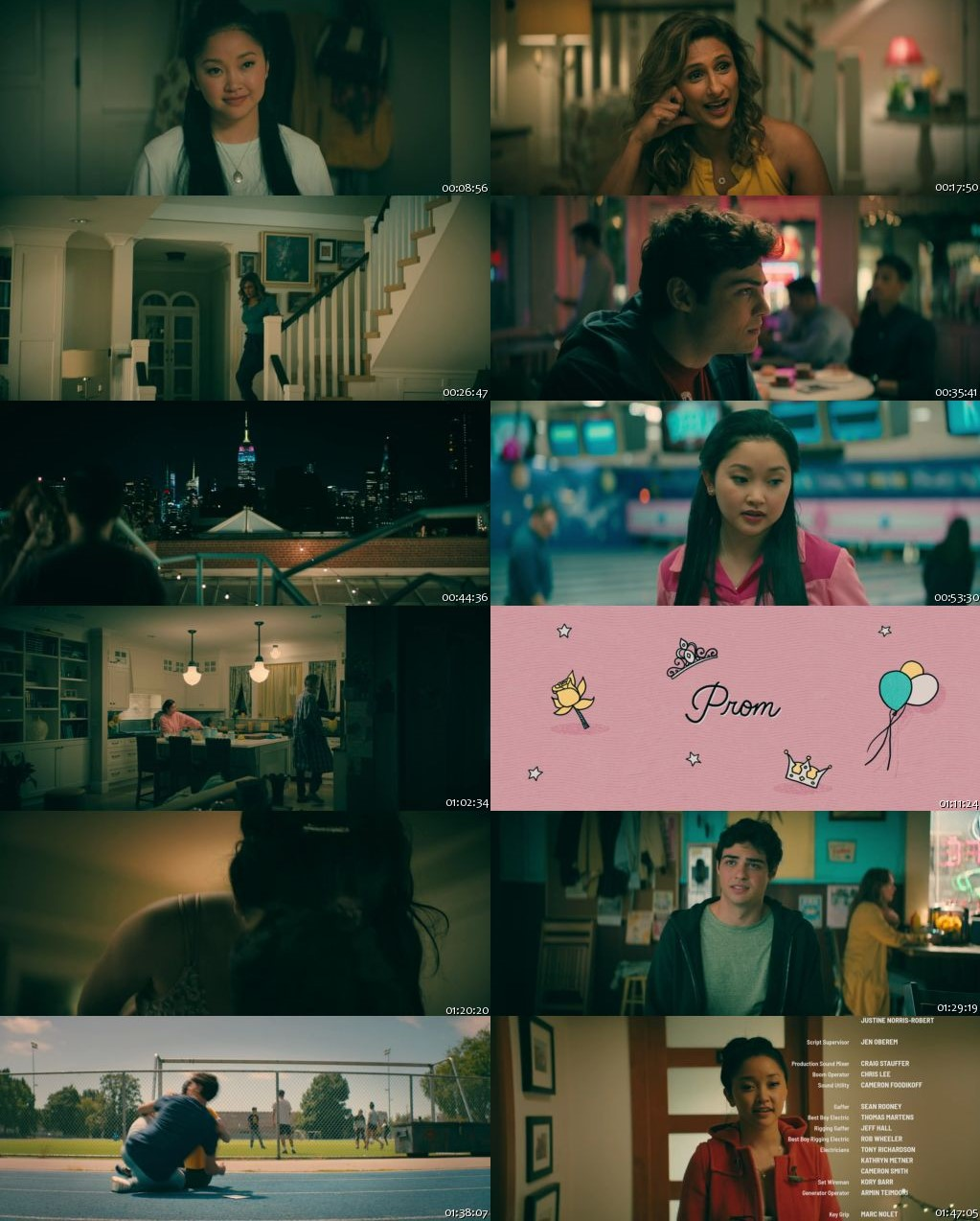 To All the Boys: Always and Forever 2021 Full Movie Online Watch BRRip 480p Dual Audio 300Mb