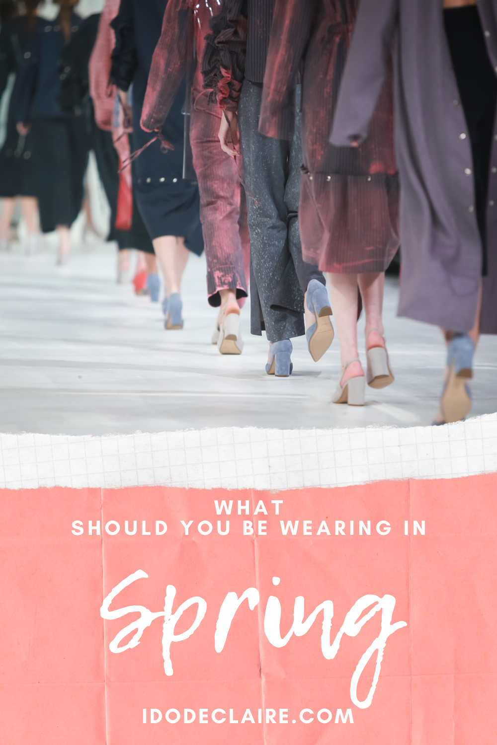 What Should You Be Wearing in Spring