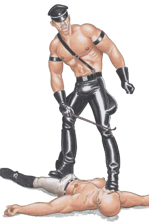 from Mohammad gay leather art