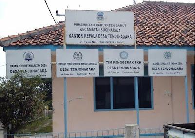 kantor desa tenjonagara garut