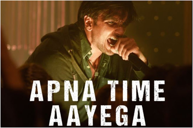 APNA TIME AAYEGA Song Lyrics in Hindi