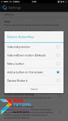 Pegal Menekan Berulang Layar Xiaomi Di Game Tahu Bulat Ingin Bisa Menekan Otomatis Sendiri Ini Tutuorial Kampretnya