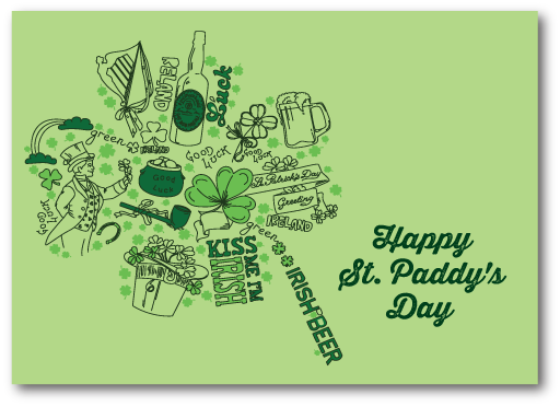 St. Patrick's Day 2017 Cards, Patrick's Day 2017 Cards