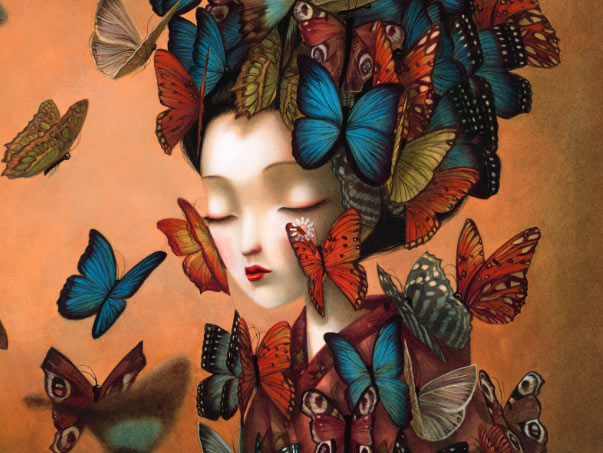 Resultado de imagen de madama butterfly benjamin lacombe
