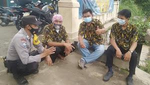 Binmas Desa Drawati Polsek Paseh Polresta Bandung, Imbauan Kamtibmas Kondusif