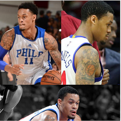 KJ MCDANIELS'S FADE AND TAPER