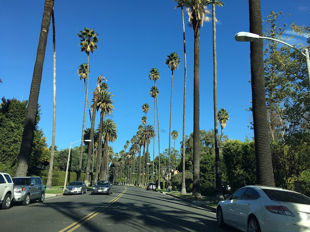 Los Angeles Part Two - The Other Side of the Road