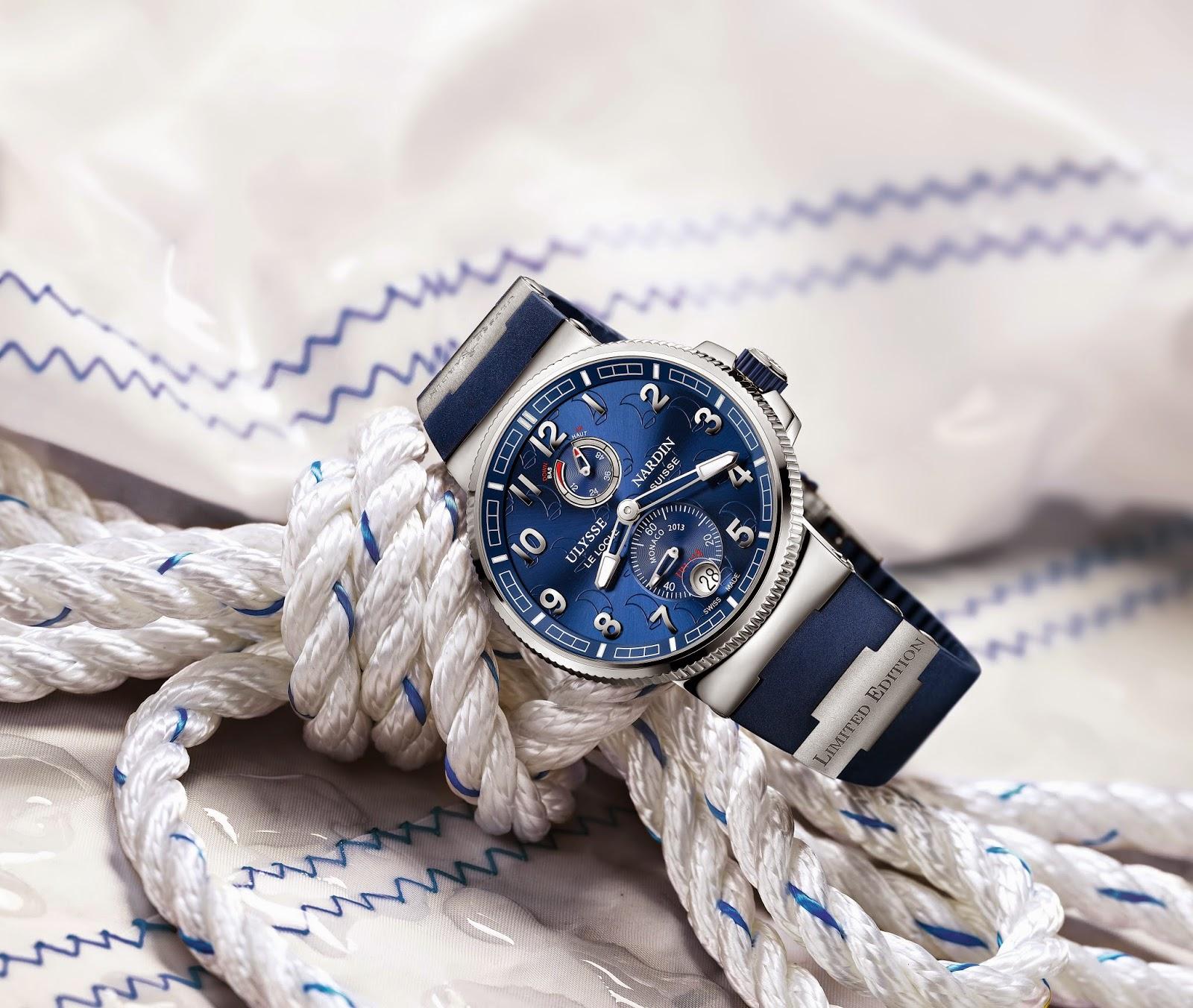ULYSSE NARDIN reloj 15
