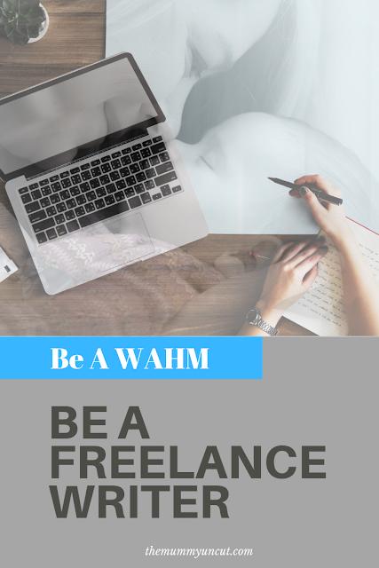 freelancing WAHM content writer