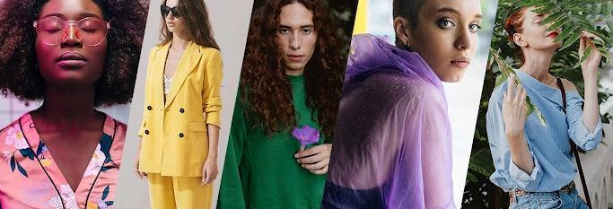 Из какого цвета пряжи вяжем в 2021 году: самые модные цвета года от Института цвета PANTONE.