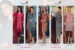 Saniya Trendz Charizma vol 2 pakistani Suits wholesale Price