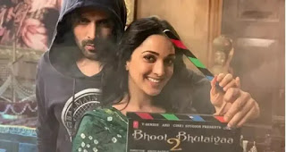 Kartik aaryan and kiara advani's 'Bhool bhulaiya 2' resume shoot in september