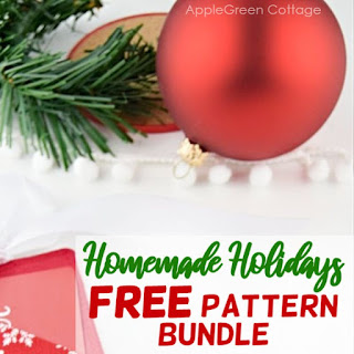 Origami Christmas ornaments free template