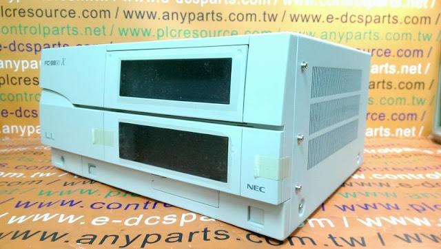 NEC INDUSTRIAL COMPUTER FC-9821X MODEL 1 486DX