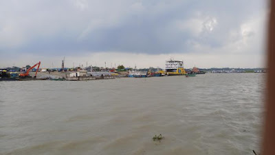 Bangladesh Padma river 2021