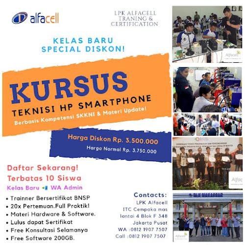 Kursus servis HP Murah Jakarta