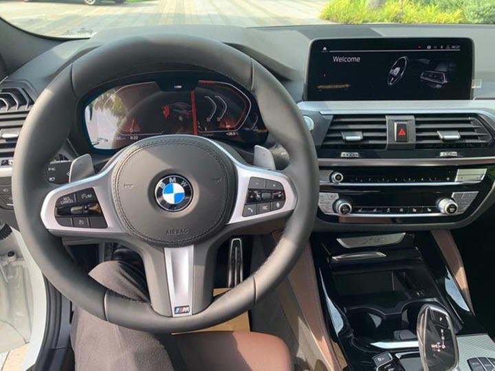 BMW X4 2020 trang bị gói M-Sport về Việt Nam