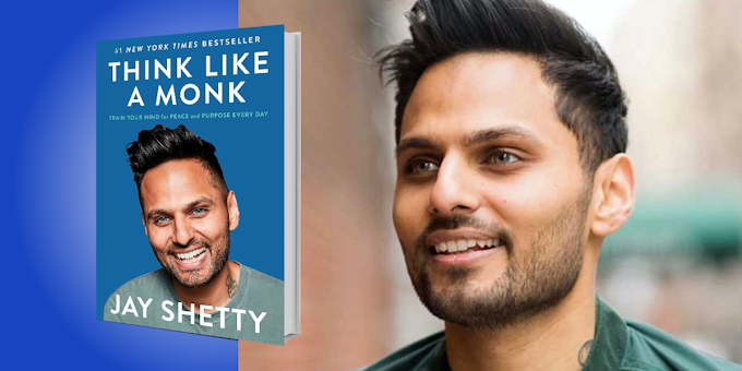 Think Like A Monk: A complete book summary & review
