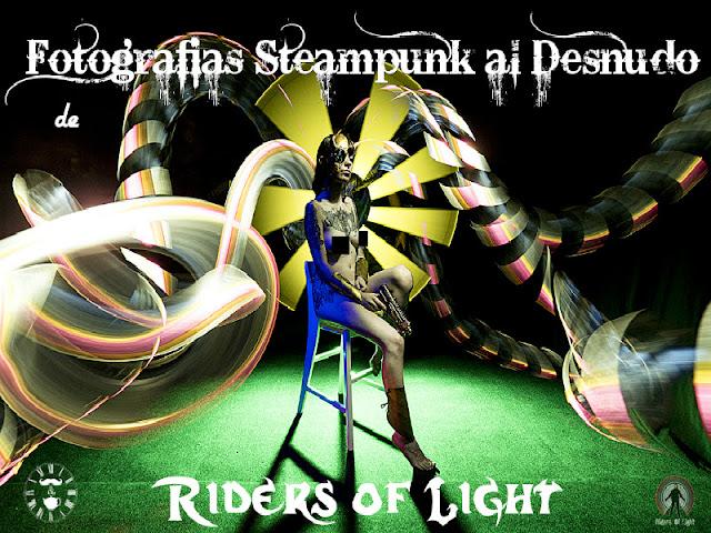 steampunk-fotografia-desnudo-riders-of-light